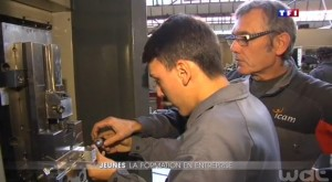 Les écoles de productions de l'Icam sur TF1